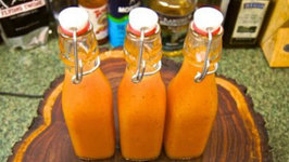 Fiery Mango Roasted Hot Pepper Sauce