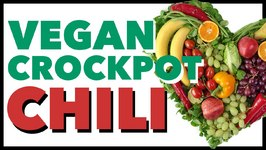Vegan Crockpot Chili Recipe