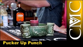 The Pucker Up Punch - Deep Eddy Vodka