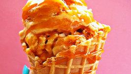 Pumpkin Spice FroYo Frozen Yogurt