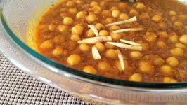 Punjabi Chickpeas Curry Gluten Free Vegan Protein Rich Food