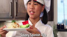 Savory Spanish Rice