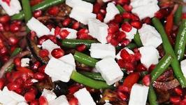 How To Make A Mediterranean Feta Salad