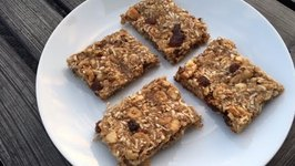 Easy Breakfast Bars with Cheerios Recipe Quick Breakfast