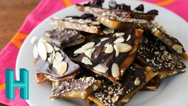 Toffee Recipe - Homemade Almond Roca