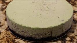Ice Cream Cake-Saint Patrick's Day