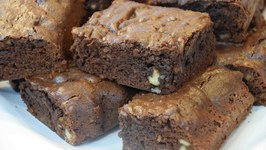 How To Make Fudgy Chewy Brownies