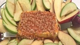 Caramel Apple Cream Cheese Spread