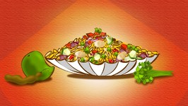 Yummy Recipes For Kids - Bhel