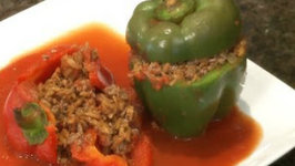 Dinner Reinvented, Stuffed Peppers