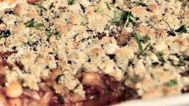How To Make Sausage Casserole With A Herb Crust
