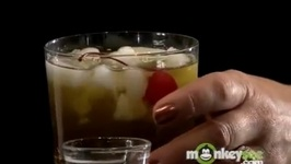 Winter Holiday Party Drinks- Gingerbread Man