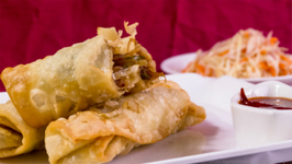 Eggless Spring Roll Sheets Recipe - Dough Method - Perfect Way -  Homemade