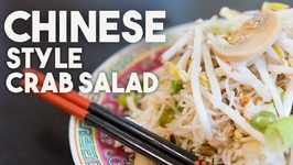 CHINESE CRAB Noodle SALAD
