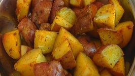 Betty's Roasted Red Potatoes with Smoked Paprika - Easter