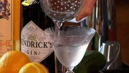 Martini - How to Stir a Cocktail