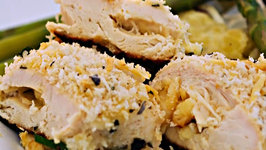 Dubliner Cheese Stuffed Chicken - Kerrygold Cheese Recipe