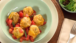 Turkey and Sage Dumplings