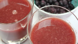Anti-Cancer Berry Juice