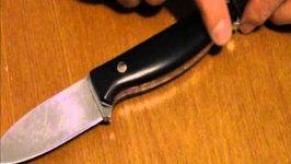 Rick Pileri Custom Knives