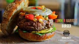 Summer Harvest Burger