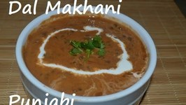 Daal Makhani-Authentic Punjabi