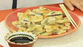 Korean Scallion Pancake Asian