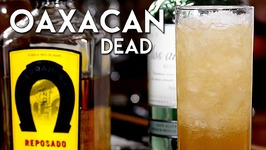 Oaxacan Dead Cocktail - Smokey Sweet Candy?