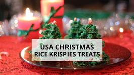 How to International Christmas Cooking: Rice Treats