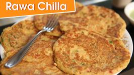 Rava Uttapam  Instant Sooji/Semolina Uttapam Recipe  Breakfast Recipe  Ruchi's Kitchen