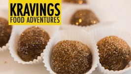 Cinnamon Sugared Chocolate Truffle - 12 Days Of Christmas