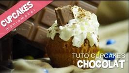 Recette Cupcakes au chocolat pour les nuls