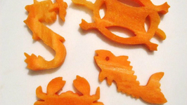 Are You Brave Enough To Try The Carrot Cutwork Technique?