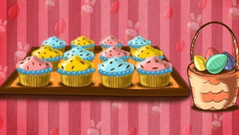 Yummy Recipes For Kids - Easter Bunny Cupcakes
