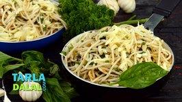 Garlic Spaghetti (Aglio e Olio)