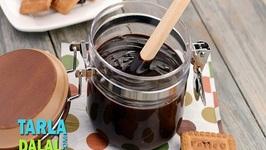 Chocolate Sauce by Tarla Dalal