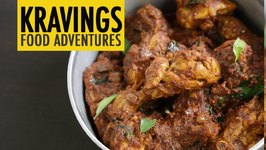 Chicken Chettinad Curry - Spicy Chicken Curry