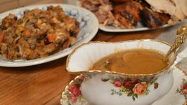 How to Cook Christmas Mushroom Turkey Gravy