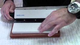 How To Use A Sharpening Stone-Knives: Knife Sharpening: All About Arkansas Stones Tutorial