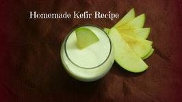 Homemade Kefir