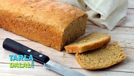 Whole Wheat Bread, Whole Wheat Bread Loaf Using Instant Dry Yeast