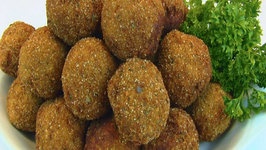 Betty's Tasty Turkey Croquettes (from Leftover Turkey)