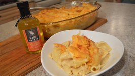 How To Bake Truffled Shells And Cheese: Wine Country Kitchens With Kimberly