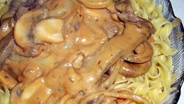 Quick And Easy Beef Stroganoff