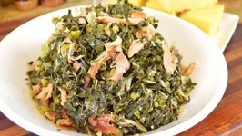 Sauteed Collard Greens With Smoked Turkey