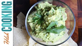 How To Make Guacamole  Guacamole Recipe   Hilah Cooking