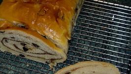 Raisin Pinwheel Loaf
