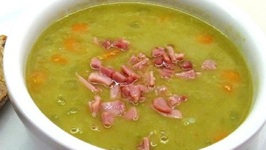 Tomato Split Pea Soup