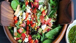 Southwestern Style Salad