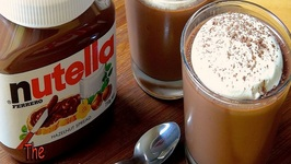 Nutella Dessert Cups